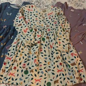 3 dresss
